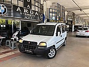 ARDA dan OTOMOBİL ruhsatlı DOPLO 1.9 D SX Fiat Doblo Cargo 1.9 D SX