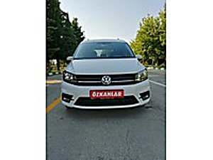 2015 VOLKSWAGEN CADDY 2.0 TDİ 102 HP  TRENDLİNE  YENİ KASA Volkswagen Caddy 2.0 TDI Trendline