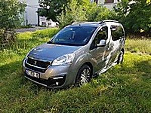 ARACIMIZ FATIH BEY VE NURGÜL HANIMA HAYIRLI OLSUN POSIYONLANDI Peugeot Partner 1.6 HDi Active