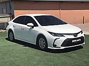 ŞAHİN AUTODAN 2019 TOYOTA COROLLA 1.6 VİSİON OTOMATIK BOYASIZ Toyota Corolla 1.6 Vision