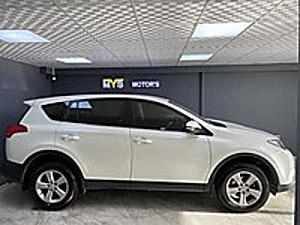 TOYOTA RAV-4 ORJİNAL DÜŞÜK KM 1 PARÇA BOYALI GERİSİ HATASIZ Toyota RAV4 2.2 D-4D