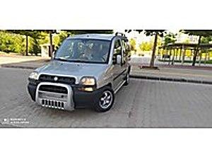 temiz isteyene Fiat Doblo Combi 1.9 JTD Dynamic