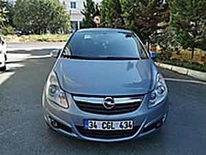 2007 MODEL OPEL CORSA 1.4 SPORT 128.000 KM LASMAN RENK Opel Corsa 1.4 Sport
