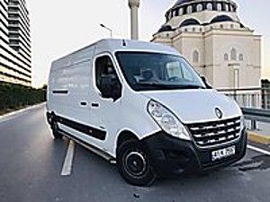 2011 MODEL RENAULT MASTER 13M KLİMALI. KUSURSUZ FATURALI Renault Master 2.3 dCi L3H2  13 m3