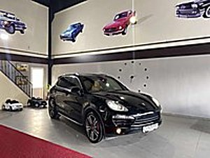 KONURALP OTO DAN 2012 BOYASIZ 168 BİN KM BAYİ PORSCHE CAYENNE Porsche Cayenne 3.0 Diesel