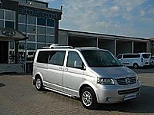 BÜYÜKSOYLU OTO EREĞLİ DEN 2008 VW CARAVELLA 9 1 MİNİBÜS Volkswagen Caravelle 1.9 TDI Trendline