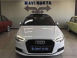MAVİ NOKTA MOTORS 2019 AUDİ A3 DYNAMİC LED SUNROF 9 BİN KM  Audi A3 A3 Sportback 1.6 TDI Dynamic