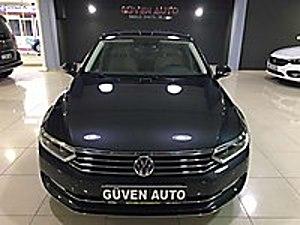 GÜVEN AUTO DAN 2017 MDL PASSAT TABLET EKRANLI ORJ. 60BİN KM DE Volkswagen Passat 1.4 TSI BlueMotion Comfortline
