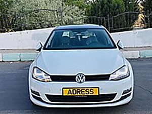AUTO ADRESS  2016 GOLF DSG  HİGHLİNE CAMTVN LED HZSBTLME ULEDFUL Volkswagen Golf 1.6 TDI BlueMotion Highline