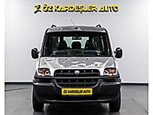 ÖZKARDEŞLER AUTO DAN ORJNAL 1.9 JTD KLİMALI CAMLI KOLTUKLU TURBO Fiat Doblo Combi 1.9 JTD ELX