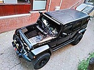 A Class Jeep Rubicon2.8CRD Bayi 200 HP Full Full Emsalsiz Alpine Jeep Wrangler 2.8 CRD