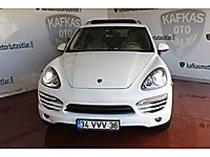 119BİNDE HATASIZ KAZASIZ BOYASIZ 3.0DİZEL TÜM BAKIMLARI YAPILMIŞ Porsche Cayenne 3.0 Diesel