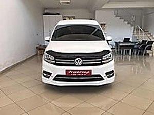 MARAŞ OTOMOTİV OTOMATİK VİTES Volkswagen Caddy 2.0 TDI Exclusive