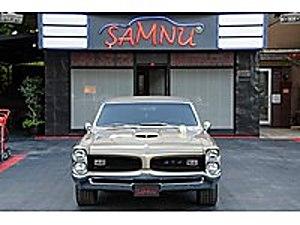 ŞAMNU  DAN 1966 PONTIAC GTO TRİ POWER 389 cubic Pontiac Pontiac GTO