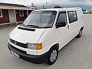 -GÜVEN OTO DAN - 1999 VOLKSWAGEN TRANSPORTER 2.4 CİTYVAN Volkswagen Transporter 2.4
