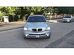 OTO BORSA DAN 2004 KİA SORENTO 2 5 CRDİ EN FUL PAKET Kia Sorento 2.5 CRDi EX Premium
