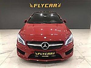 FLYCAR  2014 CLA 180d AMG CAM TAVAN LI GERİ GÖRÜŞ KIRMIZI KEMER Mercedes - Benz CLA 180 d AMG