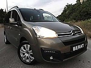 2016 BERLİNGO 1.6 HDİ SELECTİON 92 HP ORJİNAL 115 BİNDE HATASIZ Citroën Berlingo 1.6 HDi Selection