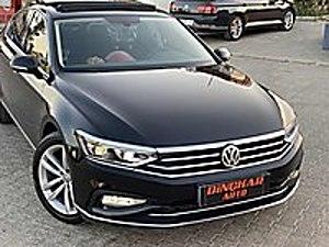 DİNÇKAR AUTOdan HATASIZ ELEGANCE EN DOLUSU Volkswagen Passat 1.6 TDI BlueMotion Elegance