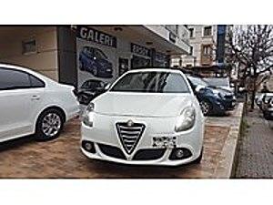 GALERİ ERSOY DAN ALFA 1.4 TB 170 HP OTO VİTES DEĞİŞEN SİZ Alfa Romeo Giulietta 1.4 TB MultiAir Distinctive