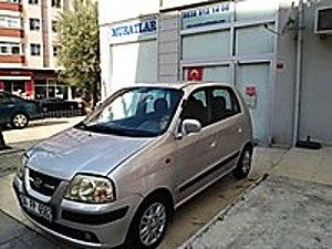 2008 OTOMATİK HYUNDAI ATOS İKİNCİ BİNİCİDEN  PRİME GLS 100.000KM Hyundai Atos 1.1 GLS
