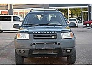ARDA OTOMOTİVDEN TEMİZ FREELANDER 1.8 Land Rover Freelander 1.8 1.8i