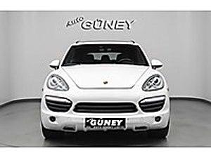 AUTO GUNEY DEN 2013 BAYİ PORSCHE CAYANNE Porsche Cayenne 3.0 Diesel