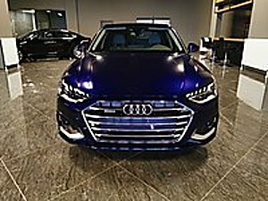RIDVAN DEMİR  DEN 2020 AUDİ A4 2.0 TDİ QUATTRO ADVANCED BAYİ Audi A4 A4 Sedan 2.0 TDI Quattro Advanced