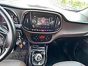 2018 FİAT DOBLO 1.6 TREKKİNG KOLTUK ISITMA FUL FUL 15 DK KREDİ İ Fiat Doblo Combi 1.6 Multijet Trekking
