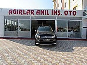 AĞIRLAR ANIL OTOMOTİV DEN 2017 AMAROK 2.0 HIGHLINE OTOMATİK 4X4 Volkswagen Amarok 2.0 BITDI Highline