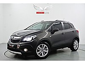2016 MODEL OPEL MOKKA BAKIMLI GERİ GÖRÜŞ DOUBLE EKRAN..  Opel Mokka 1.6 CDTI  Enjoy
