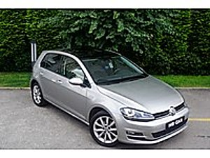 MS CAR DAN 2016 VW GOLF 1.4TSİ HİGHLİNE CAM TAVAN -62.000KM- Volkswagen Golf 1.4 TSI Highline