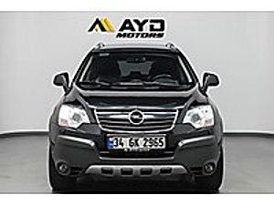 AYD MOTORSDAN 2009 ANTARA SUNROOF NAVİ ISITMA GERİ GÖRÜŞ TV Opel Antara 2.0 CDTI Cosmo