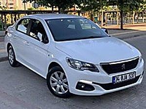 HATASIZ BOYASIZ İLK ELDEN YETKİLİ SERVİS BAKIMLI 100 HP   Peugeot 301 1.6 BlueHDI Active