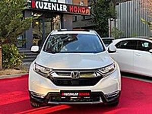 KUZENLER HONDA DAN CRV 1.5 VTEC EXECUTİVE PLUS  0  KM Honda CR-V 1.5 VTEC Executive Plus
