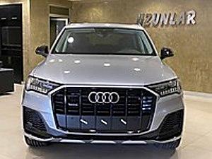 DOĞUŞ ÇIKIŞLI 2020 Q7 50 TDI QUATTRO ÜÇ SIRA KOLTUK VAKUM FULL Audi Q7 3.0 TDI Quattro