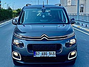 2020 MODEL CITROEN BERLINGO FEEL STİL 6 BİNDE HATASIZ BOYASIZ Citroën Berlingo 1.5 BlueHDI Feel Stil