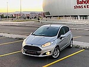 2014 FORD FİESTA TİTANYUM X BOYASIZ 79 BİN KM DE SERVİS BAK. Ford Fiesta 1.6 Titanium X