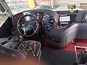 2011 EURO 5 TEMIZ BAKIMLI 5 FANLI Mercedes - Benz Tourismo 15 RHD