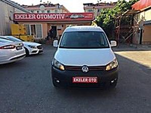2011.MODEL VOLKSWAGEN CEDDY 1.6 TDİ 112.000 KMDE HATASIZ.    Volkswagen Caddy 1.6 TDI Trendline