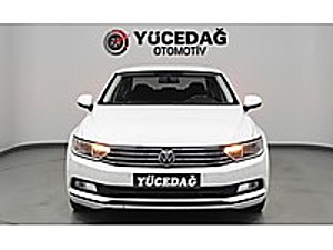 2015 VOLKSWAGEN PASSAT 1.6 TDi BMT OTOMATİK TRENDLİNE 197 BİNDE Volkswagen Passat 1.6 TDI BlueMotion Trendline