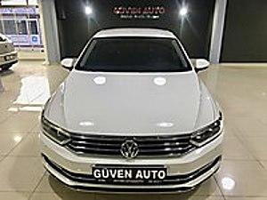 GÜVEN AUTO DAN 2016 MDL PASSAT DSG ORJ. 67BİN KM DE TERTEMİZ Volkswagen Passat 1.6 TDI BlueMotion Comfortline