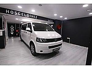 ÇINAR AUTO DAN AĞIR BAKIMLARI YAPILMIŞ TRAMERSİZ TERTEMİZ Volkswagen Transporter 2.0 TDI City Van