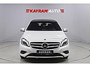 KAYRAM DAN 2014 CAMTAVAN DİZEL OTM 48 AY KREDİ 48 AY SENETLİ Mercedes - Benz A Serisi A 180 CDI BlueEfficiency Style