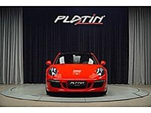 BAYİ 2015 911 CARRERA 4 GTS CHRONO BOSE S.EGZOZ  5.737KM  HATASZ Porsche 911 Carrera 4 GTS