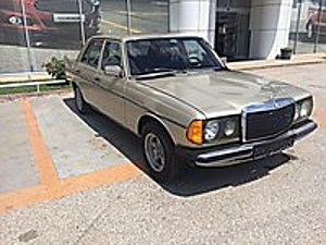 ERMOTOR 1978 MODEL MERCEDES 230.4 KLASIK MASRAFSIZ Mercedes - Benz Mercedes - Benz 230.4