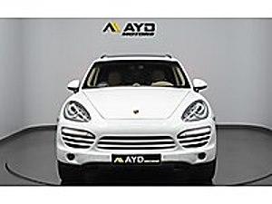 AYD MOTORS 2012 CAYENNE AİR ISITMA SOĞUTMA NAVİ HAFIZA KEYLES Porsche Cayenne 3.0 Diesel