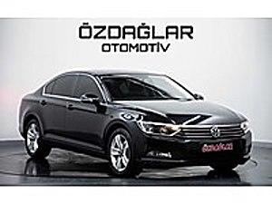 2018 MODEL 1.6 TDİ IMPRESSİON YETKİLİ SERVİS BAKIMLI GARANTİLİ  Volkswagen Passat 1.6 TDI BlueMotion Impression