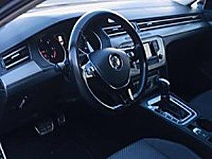 TAHA dan 2016 VW PASSAT 1.6 BMT TRENDLİNE DSG7 120 PS Volkswagen Passat 1.6 TDI BlueMotion Trendline