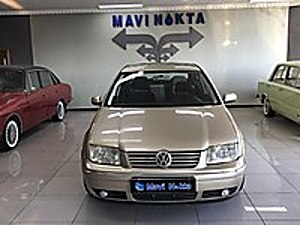MAVİ NOKTA MOTORS 2004 VOLKSWAGEN BORA PACİFİC OTOMATİK Volkswagen Bora 1.6 Pacific